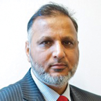 Profile image for Councillor Shaukat Ali