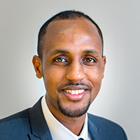 Profile image for Councillor Mahadi Hussein Sharif Mahamed